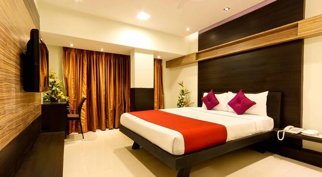 프라즈왈 바이 망고 호텔 - 벵갈루루 - 침실