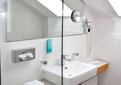 Hotel Strandlust Vegesack - 브레멘 - 욕실