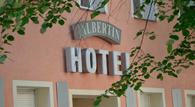 호텔 알베르틴 - 베를린 - 건물