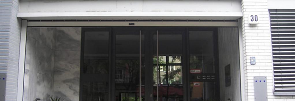 호텔 아리팔 - 베를린 - 건물