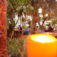 템플라스뷰티크 호텔 Restaurant