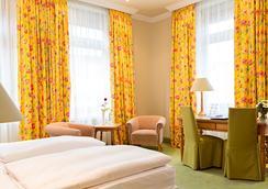 센트럴-호텔 카이저호프 - 하노버 - 침실