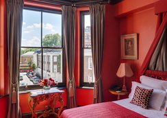 샌 도메니코 하우스 - 런던 - 침실