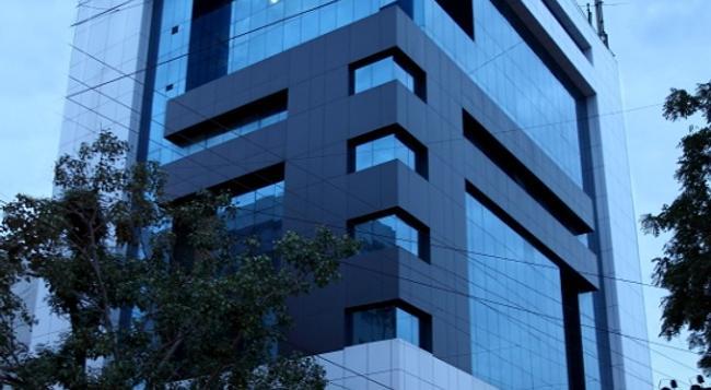 호텔 클라시크 - Rajkot - 건물