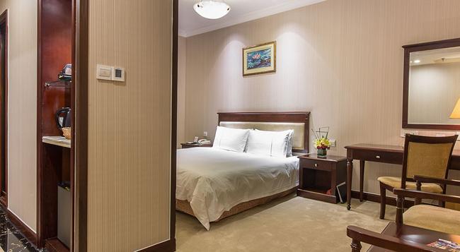 골든 리버-뷰 호텔 - 상하이 - 침실