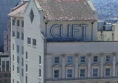 클리프트 - 어 모르간스 오리지널 - 샌프란시스코 - 건물