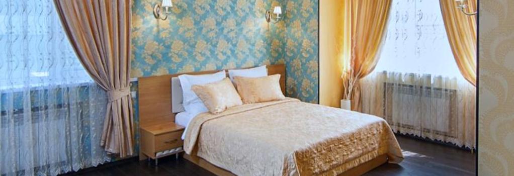 City Hotel - 모스크바 - 침실