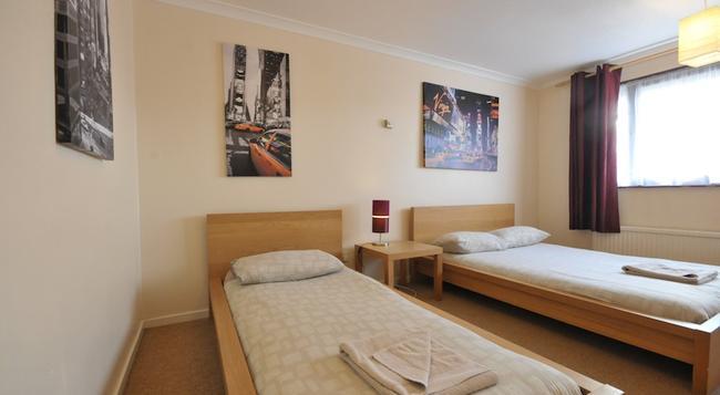City Centre Rooms - 밀턴케인스 - 침실