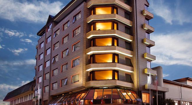 Hotel Don Luis Puerto Montt - 푸에르토몬트 - 건물