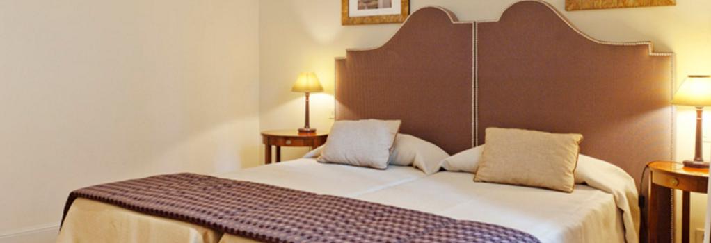 코르티나 호텔 - 로마 - 침실