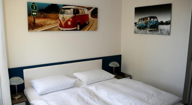 Hotel-Restaurant Bruchwiese - Saarbruecken - 침실