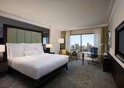 JW 메리어트 호텔 방콕 - 방콕 - 침실