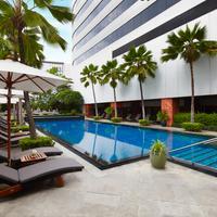 JW 메리어트 호텔 방콕 Health club