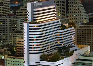 JW 메리어트 호텔 방콕