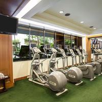 JW 메리어트 호텔 방콕 Gym