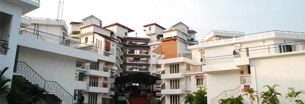 머메이드 호텔 - 코치 - 건물