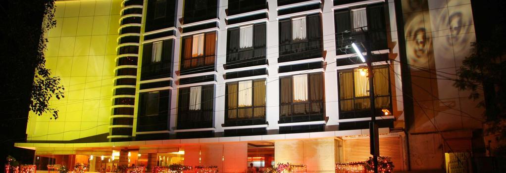 호텔 에이펙스 인터컨티넨탈 - 자이푸르 - 건물