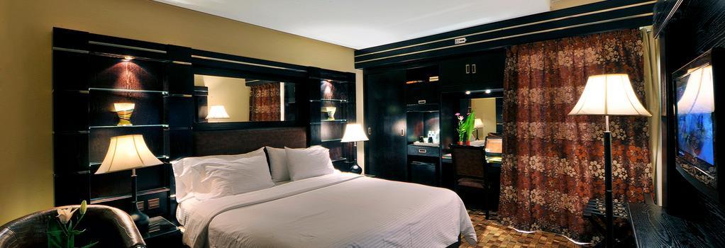 세틴 팰리스 호텔 - 리야드 - 침실