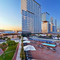 힐튼 다이아고날 마르 바르셀로나 호텔 Exterior