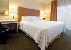 iStay Hotel Ciudad Juarez - Ciudad Juarez - 침실