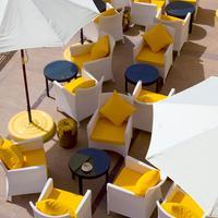 파크 호텔 Terrace/Patio