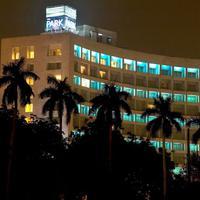 파크 호텔 Hotel Front - Evening/Night