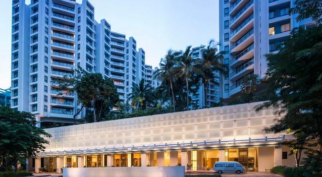 차트리움 레지던스 방콕 사톤 - 방콕 - 건물