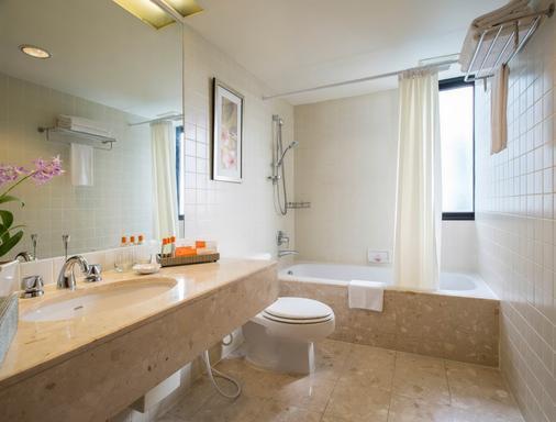 차트리움 레지던스 사톤 방콕 - 방콕 - 욕실