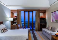차트리엄 호텔 로얄 레이크 양곤 - 양곤 - 침실