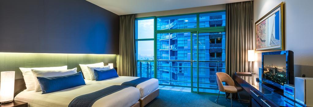 차트리움 호텔 리버사이드 방콕 - 방콕 - 침실