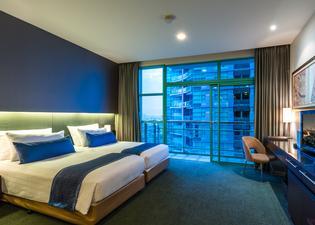 차트리움 호텔 리버사이드 방콕