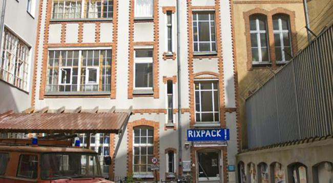Rixpack Hostel - 베를린 - 건물