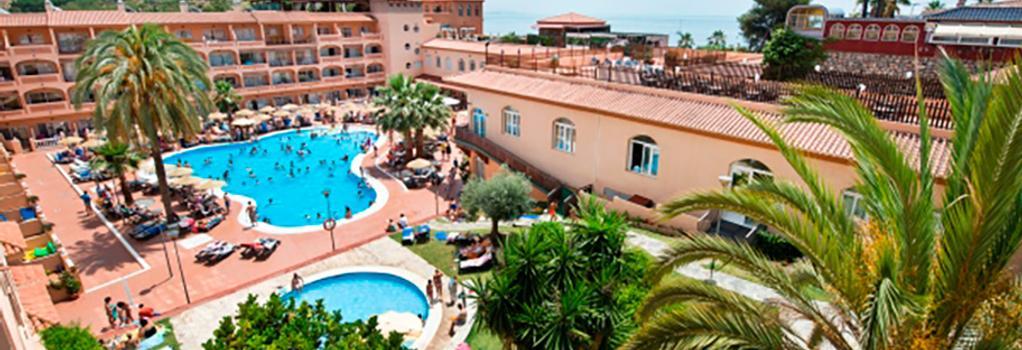 Hotel Bahía Tropical - Almuñecar - 건물