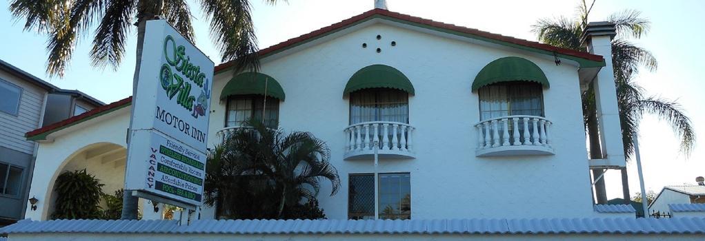 시에스타 빌라 모토 인 - Gladstone - 건물