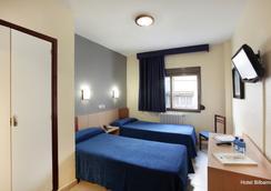 Hotel Bilbaino - 베니도름 - 침실
