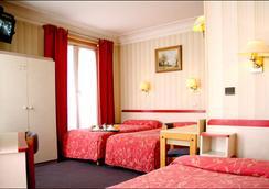 아브니르 호텔 몽마르트르 - 파리 - 침실