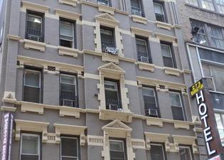 맨하튼 브로드웨이 호텔