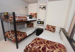 맨하튼 브로드웨이 호텔 - 뉴욕 - 침실
