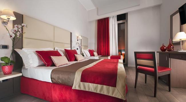호텔 데메트라 - 로마 - 침실
