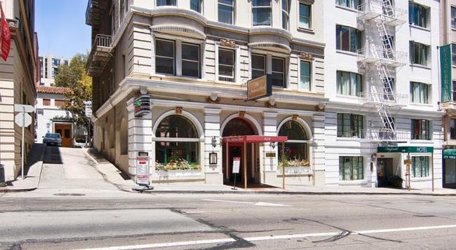 앤드류스 호텔 - 샌프란시스코 - 건물