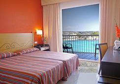 Aguamarina Hotel - 마사틀란 - 침실