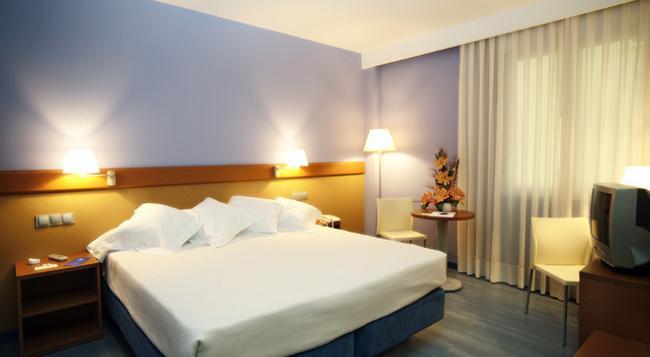 호텔 무리에타 - 로그로뇨 - 침실