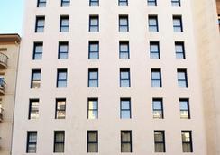 호텔 무리에타 - 로그로뇨 - 건물