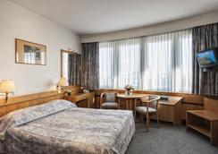다누비우스 호텔 부다페스트 - 부다페스트 - 침실
