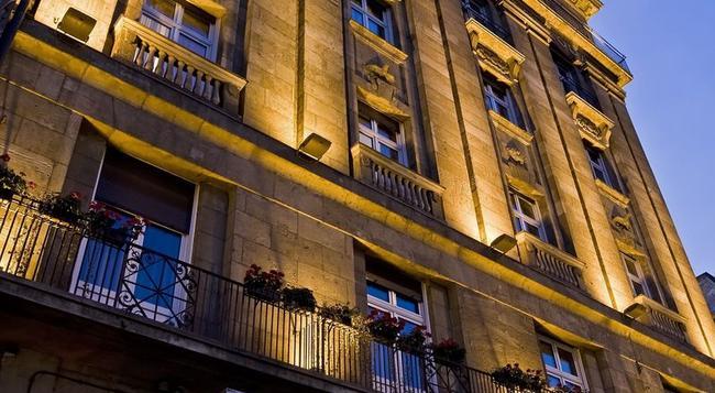 다누비우스 호텔 아스토리아 시티 센터 - 부다페스트 - 건물