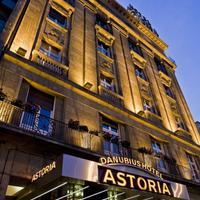 다누비우스 호텔 아스토리아 시티 센터 Exterior