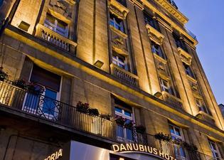 다누비우스 호텔 아스토리아 시티 센터