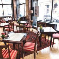 다누비우스 호텔 아스토리아 시티 센터 Restaurant