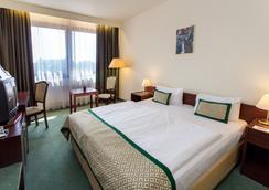호텔 헝가리아 시티 센터 - 부다페스트 - 침실