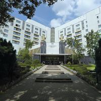 다누비우스 호텔 헬리아 Hotel Entrance